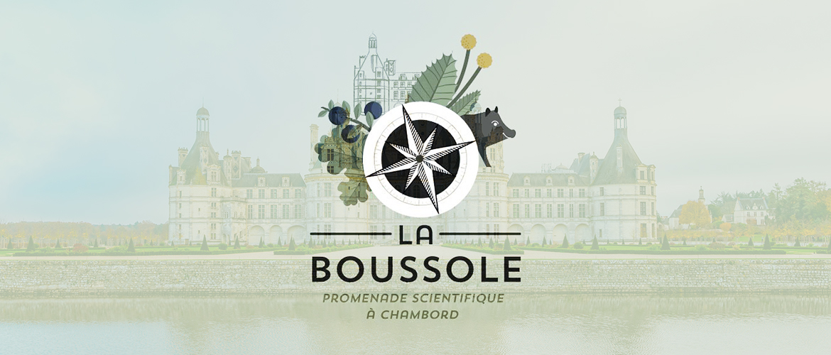 La boussole, promenade scientifique à chambord
