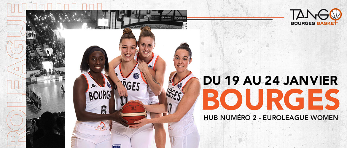 du 19 au 24 janvier - hub n2 euroleague woman